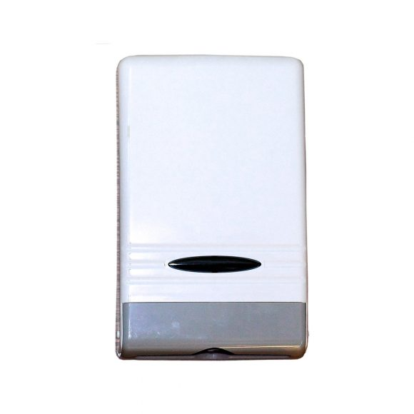 Folded Hand Towel Dispenser