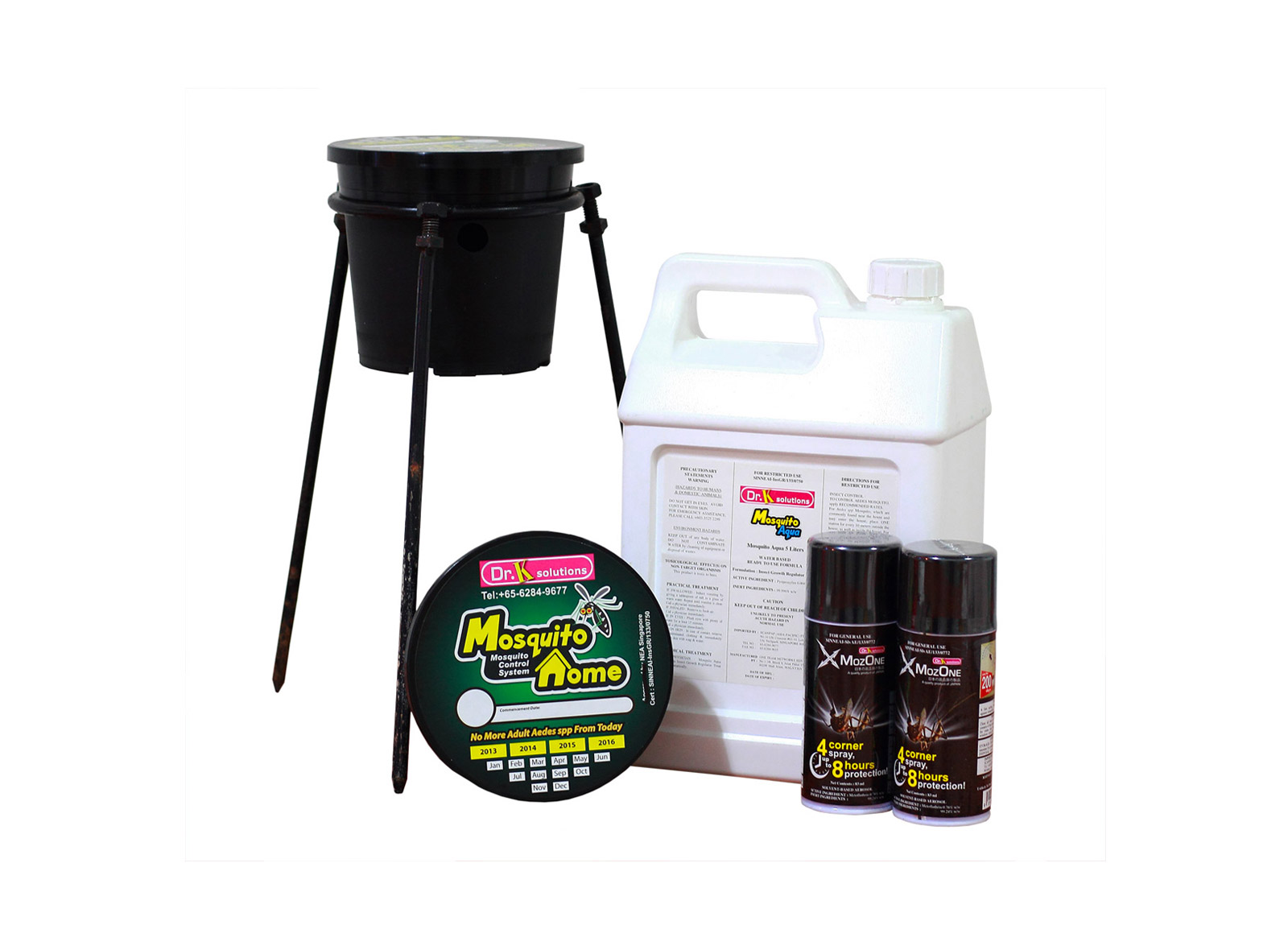Mosquito Repellent Systems : Mosquito home system scanpap asia pacific pte ltd