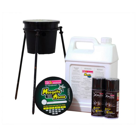 Dr K Mosquito Control System